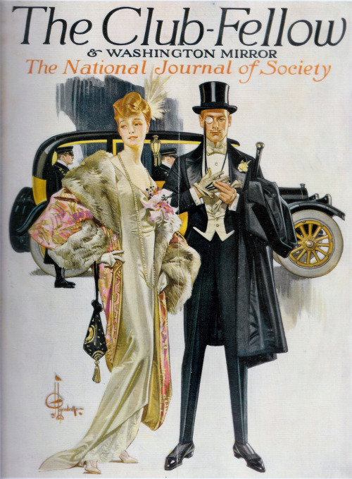 leyendecker-the-club-fellow
