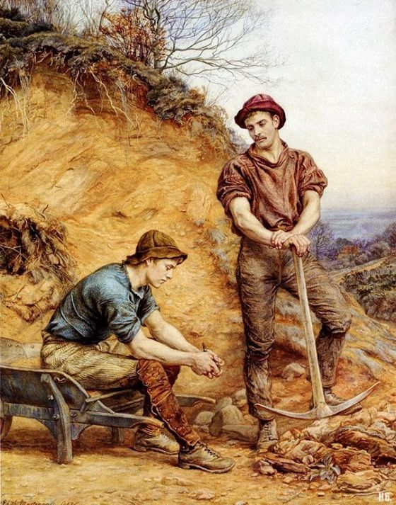miner-the-quarry-workers-1887-edith-martineau