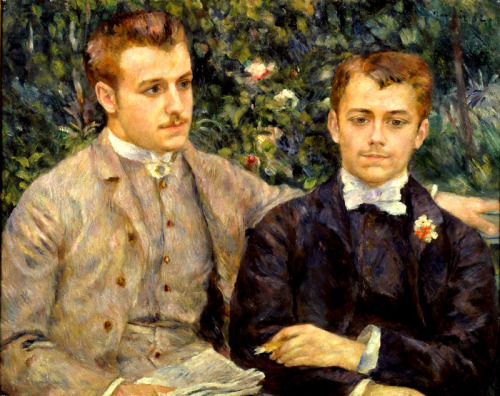 pierre-auguste-renoir-two-brothers-1882