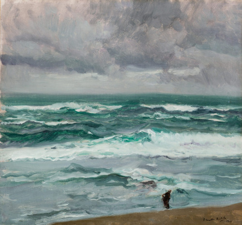 playa-de-valencia-1904-joaquin-sorolla-y-bastida-spanish-1863-1923