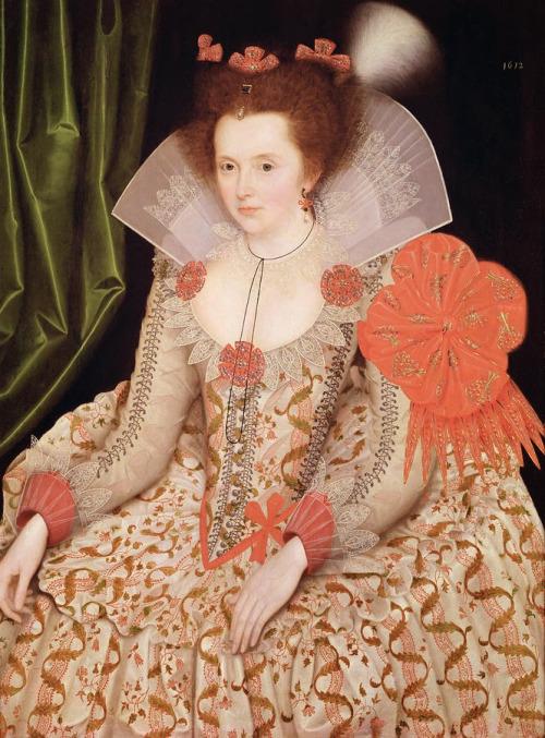 Princess Elizabeth, later Queen ElizabethI