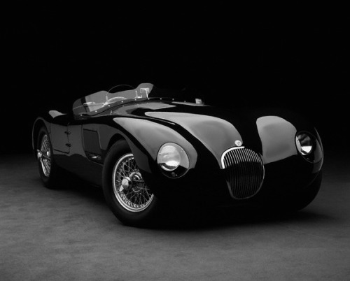 1951 Jaguar XK120-C