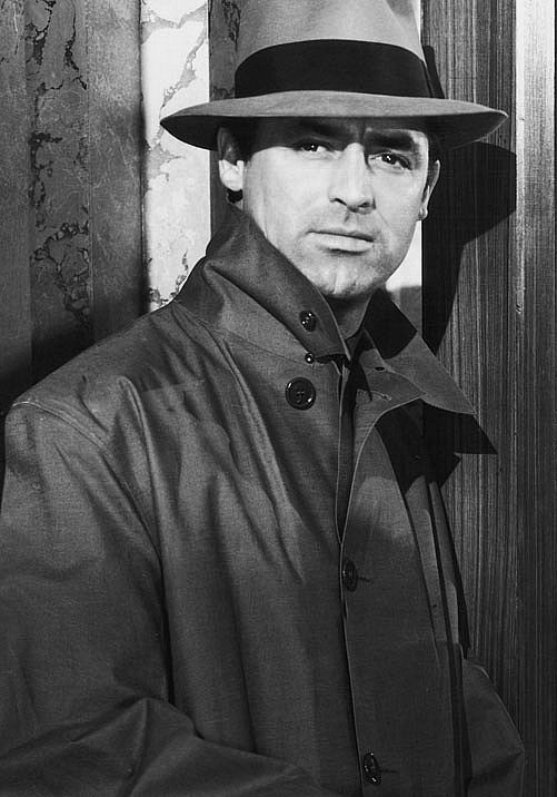 "Cary Grant in ""Talk of the Town"", 1942"
