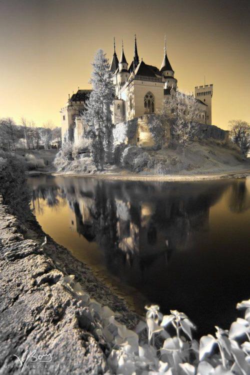 castle-bojnice-castle-slovakia