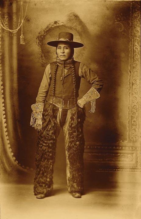 cowgirl-native-american
