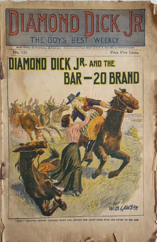 Diamond Dick Jr.