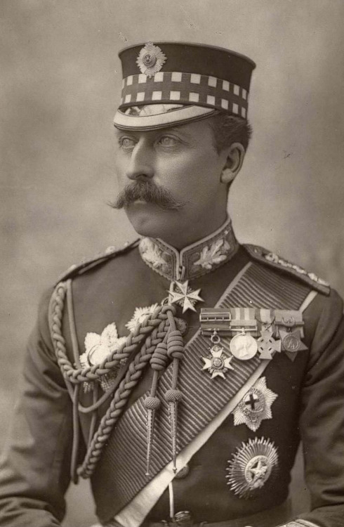 HRH PRINCE ARTHUR OF SAXE COBURG GOTHA ,DUKE OF CONNAUGHT AND STRATHEARN, VICEREGAL GOVERNOR OF CANADA