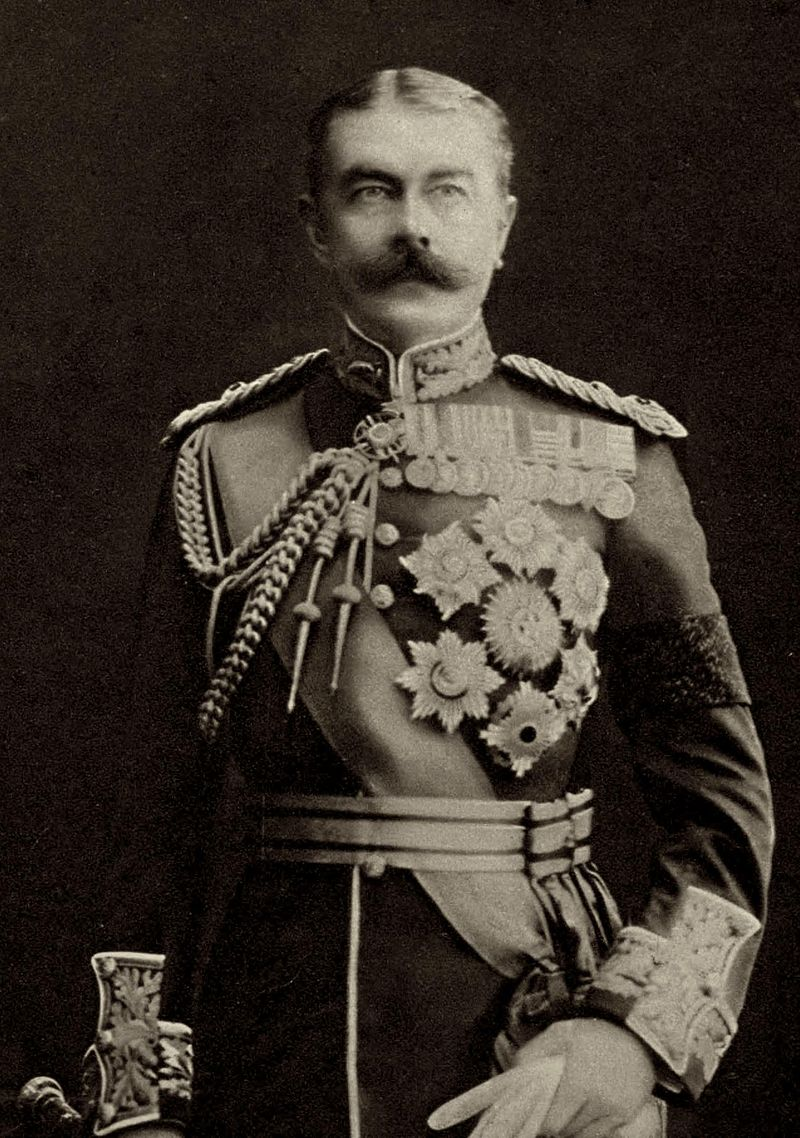 Lord Horatio Herbert Kitchener, UK