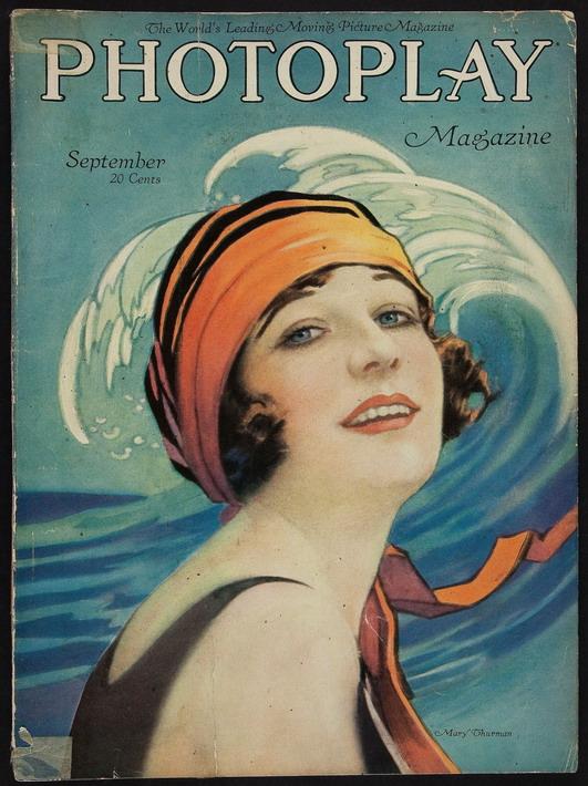 Photoplay Magazine, 1920s