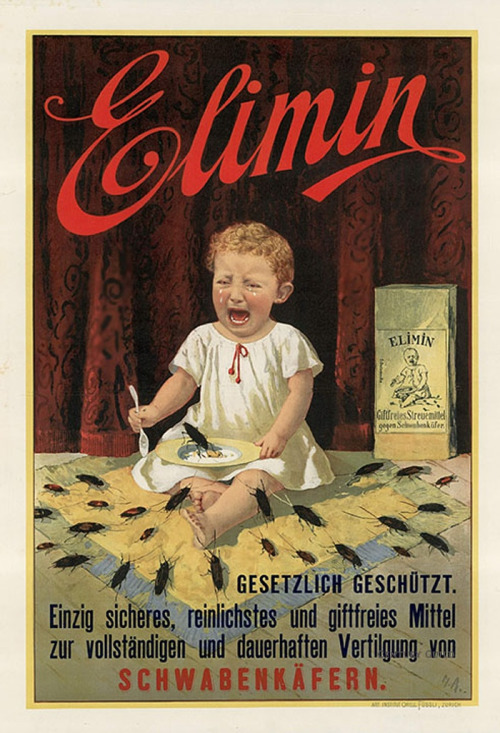 Elimin cockroach killer