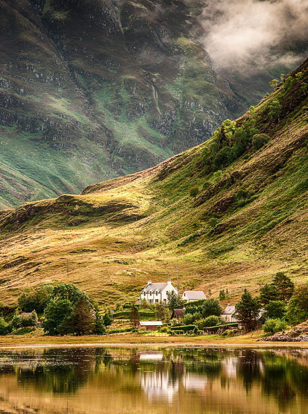 Scotland, photo by Alan R. Howe