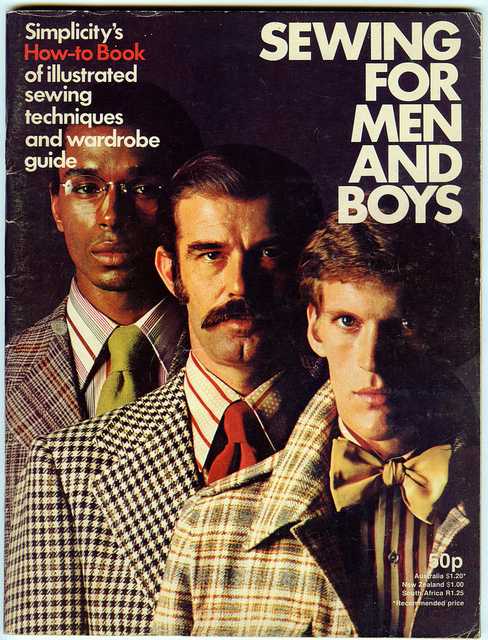 Sewing For Men and Boys