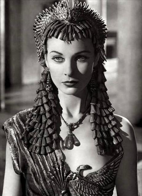 "Vivien Leigh in ""Cleopatra"""