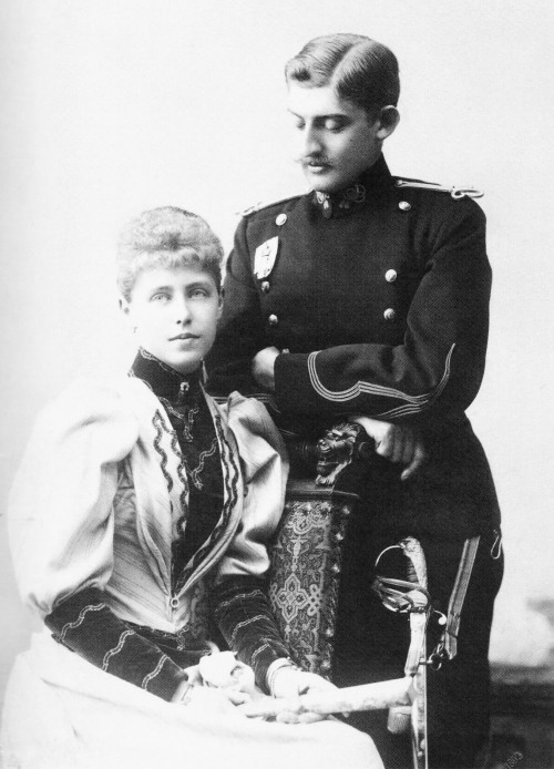 princess-marie-of-edinburgh-and-crown-prince-ferdinand-of-romania
