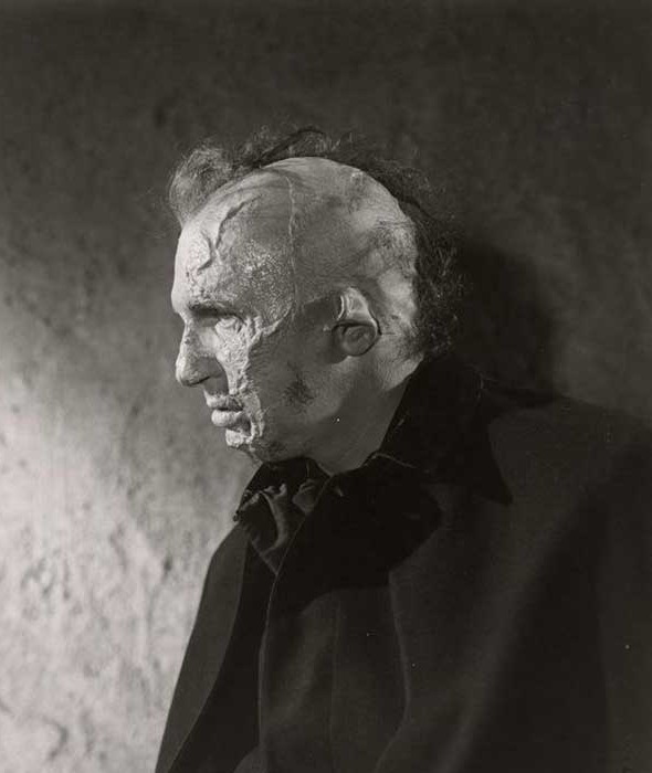 "Vincent Price in ""House of Wax"", 1953"