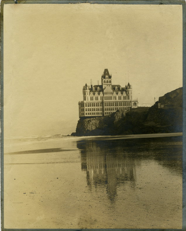 Cliff House, San Francisco, late 1800s