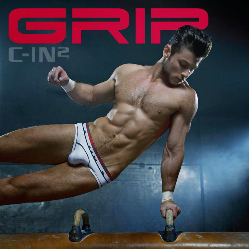 Model Daniel Garofali for C-IN2 Grip