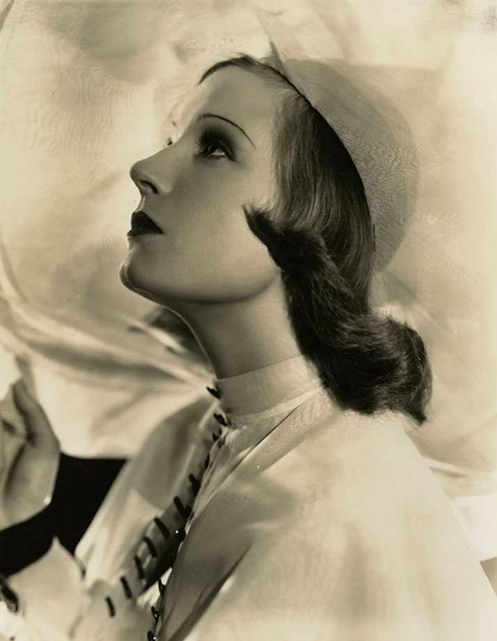 Lili Damita, photo by Elmer Fryer