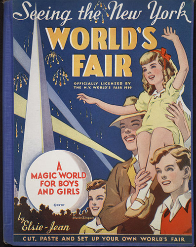 NYC World's Fair 1939: A magic world for boys and girls