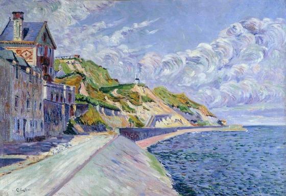 paul-signac-port-en-bessin-le-catel-1884