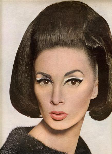 1950s Supermodel Wilhelmina