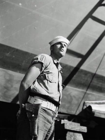US Coast Guard,WWII