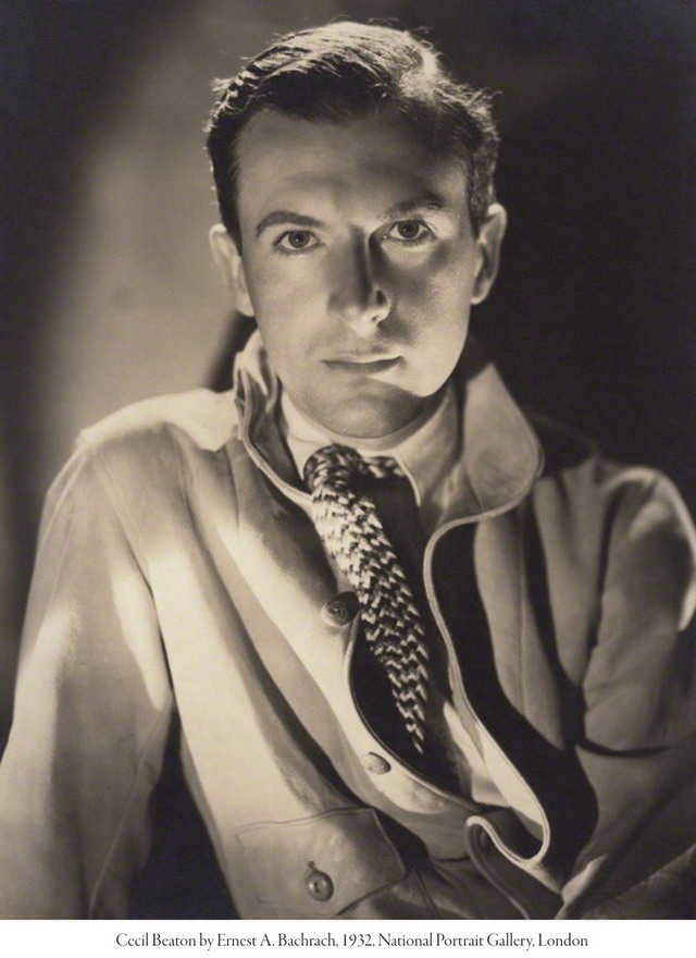 Cecil Beaton by Ernest Bachrach,1932