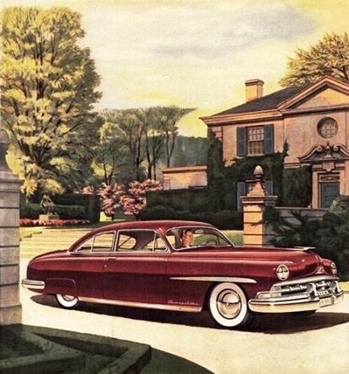 1950 Lincoln
