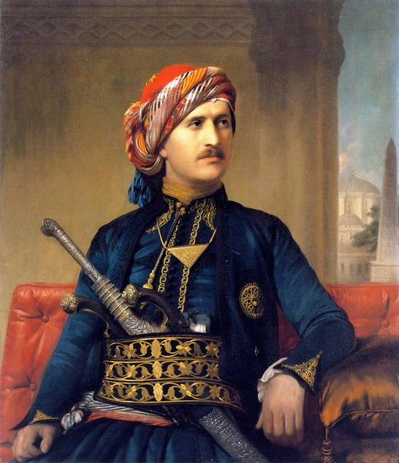 armenian-in-old-style-of-turkish-costume-edward-ludlow-mooney