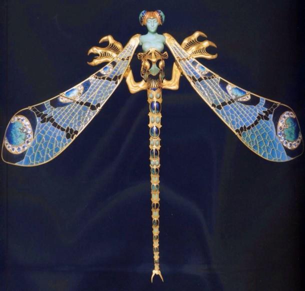 Art Nouveau Jewelry byLalique