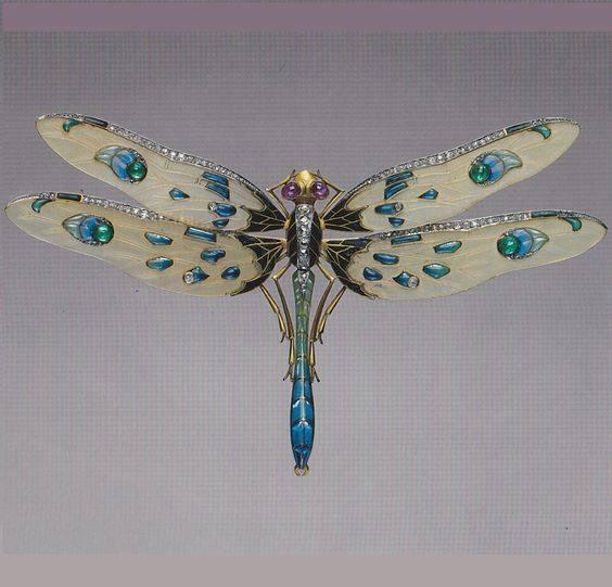 Art Nouveau Jewelry by LouisAuroc