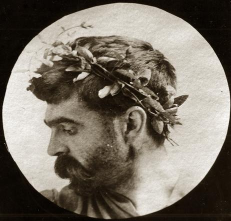 Bearded Roman