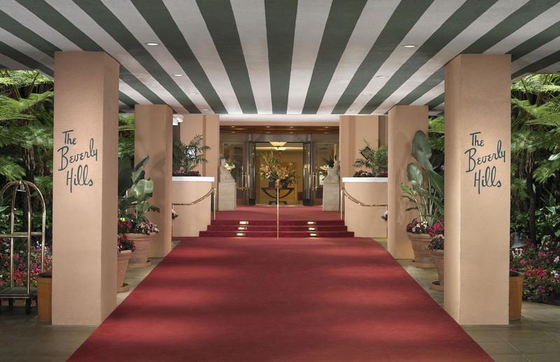 The Beverly HillsHotel