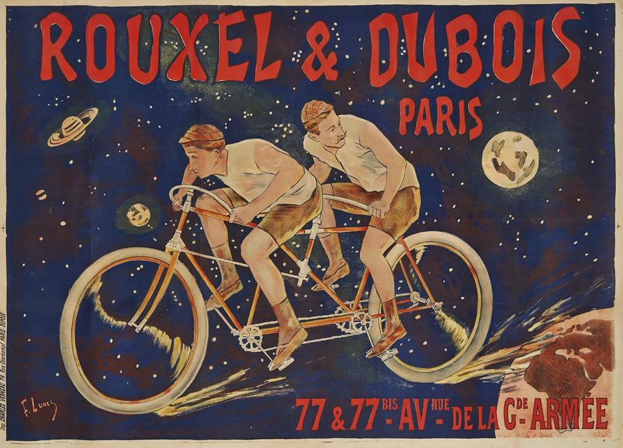 Rouxel et Dubois,Paris