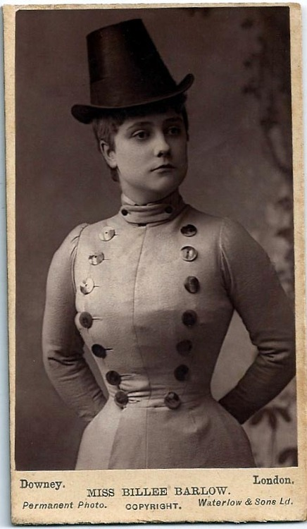 Miss Billie Barlow,London