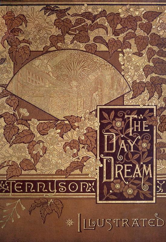 book-tennyson-day-dream