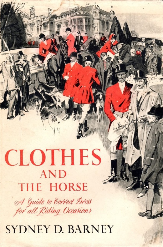 How to dress for the horsie set