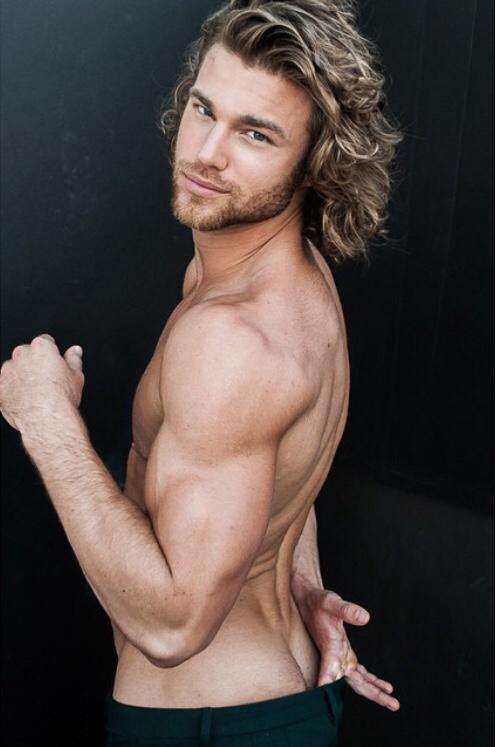 Model Cole Monahan