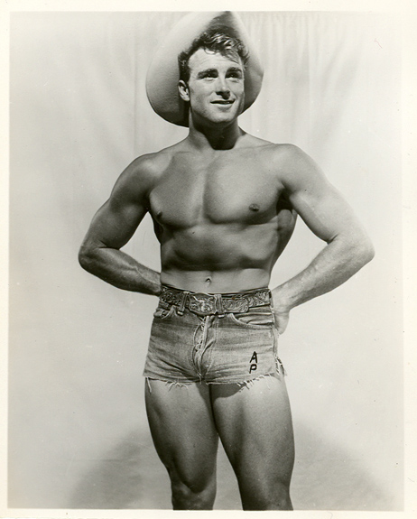 Ed Fury, 1950s