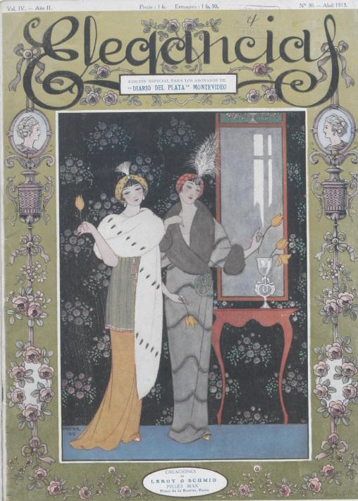 Elegancias, 1913