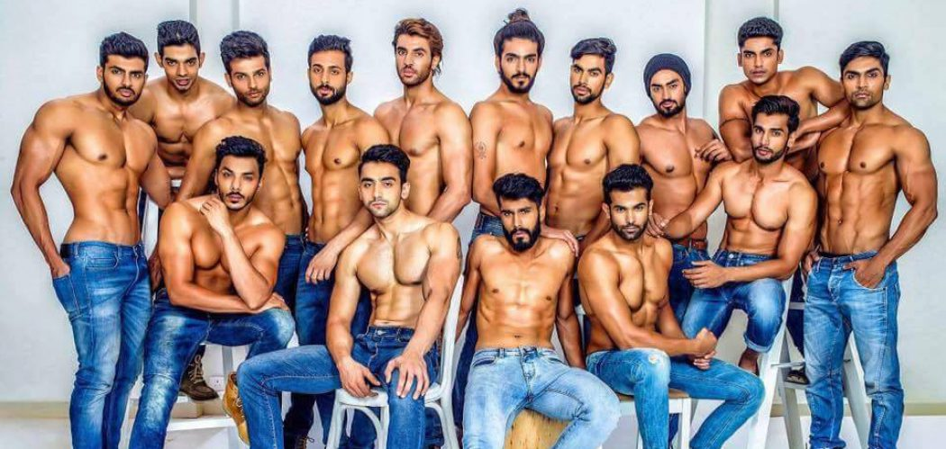 Gratuitous Shirtless IndianMen