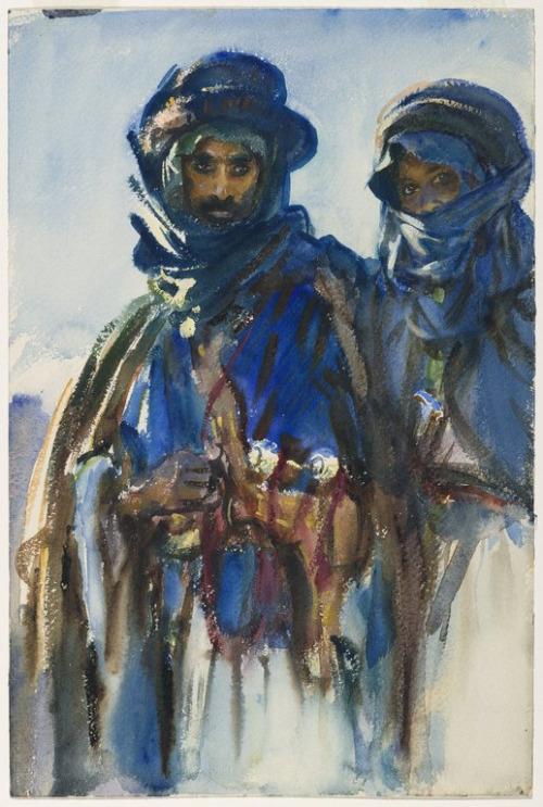 john-singer-sargent-american-1856-1925-bedouins-1905-06