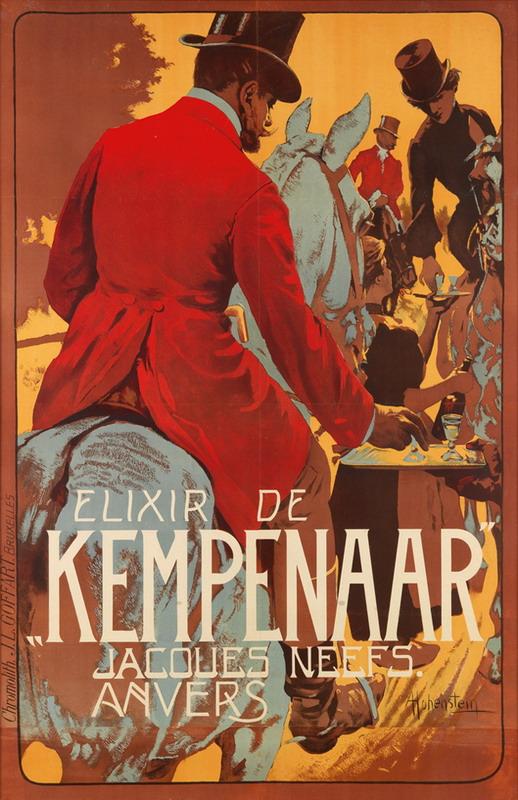 Elixir de Kepenaar,Anvers