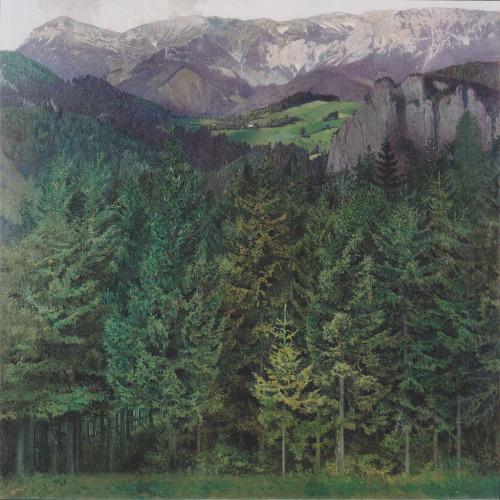Koloman Moser, 1907