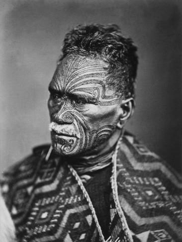 maori-face-markings