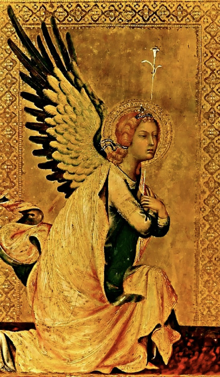Ancient Flemish Angel
