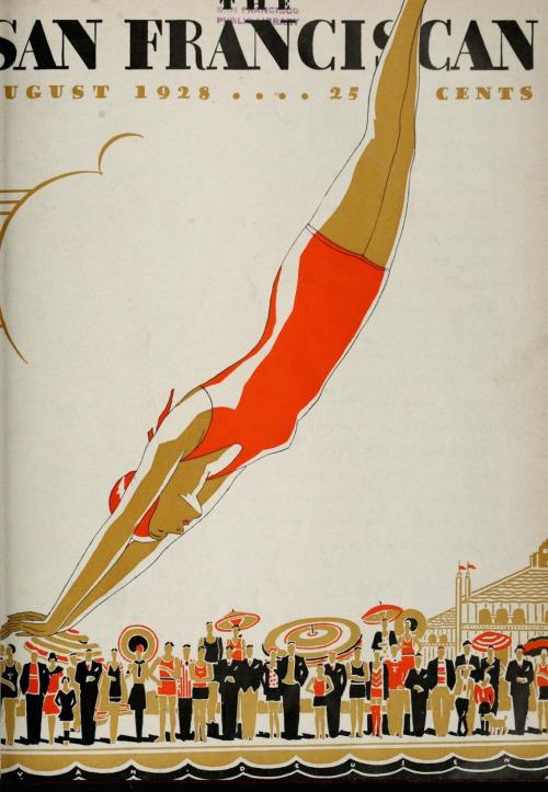 San Franciscan, 1928