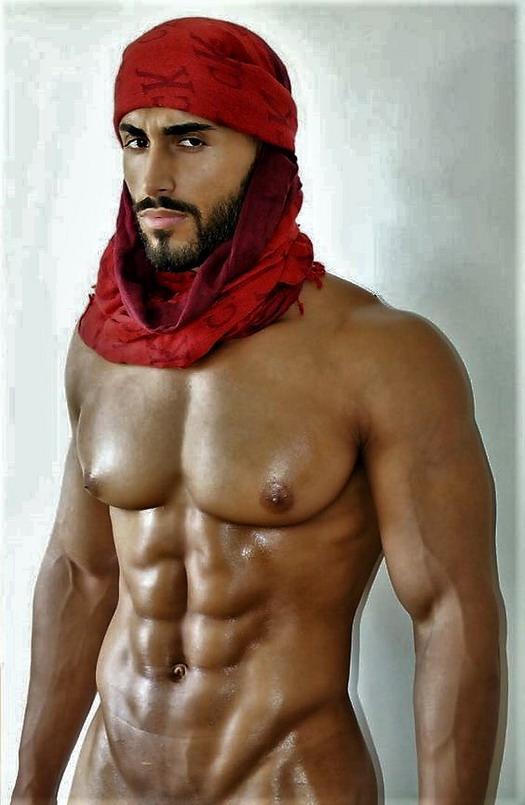 shirtless-arab