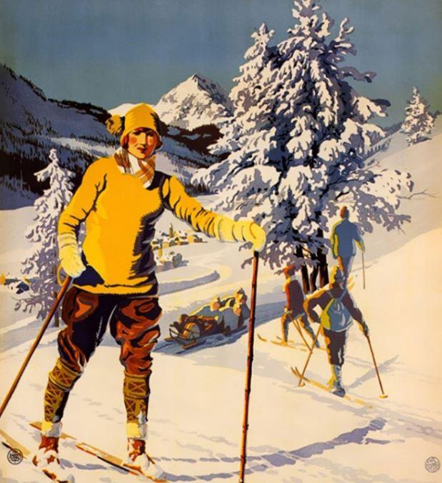 Ski Italia, 1930s