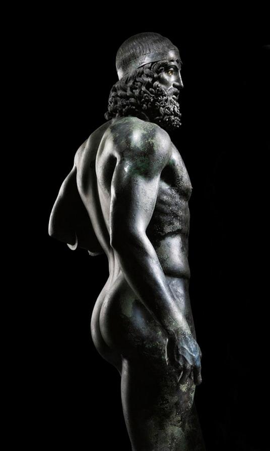 Statue Butt
